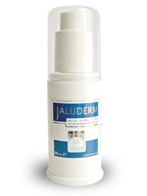 JALUDERM. 100% czystego kwasu hialuronowego.