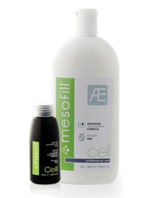 Mesofill CELL. Usuwanie uporczywego cellulitu.