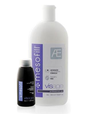 Mesofill VISAGE. Efektywne odżywienie i nawilżenie skóry.